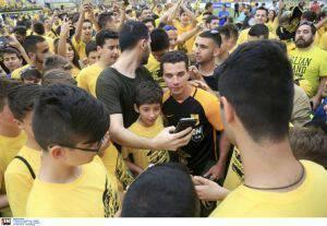 Football league : Άρης – Πανσερραικός 2-0 (vid)