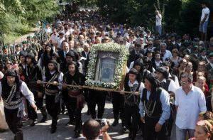 Η Ελλάδα τιμάει τη μητέρα της Χριστιανοσύνης