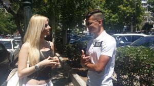 Γιάννης Ασβεστόπουλος: Όποιος δουλεύει σκληρά στο τέλος δικαιώνεται (της Δέσποινας Συμεωνίδου)