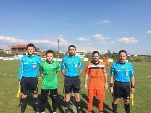 Νίκη Μεσημερίου- Μακεδονικός 2-1 (video)