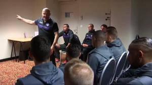 ΣΥΓΚΛΟΝΙΖΕΙ η ομιλία του προπονητή της Τουλούζ στους παίκτες του!!! (vid)