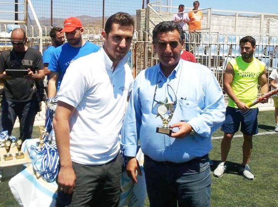 Επιτυχημένο το 3ο Tinos Cup
