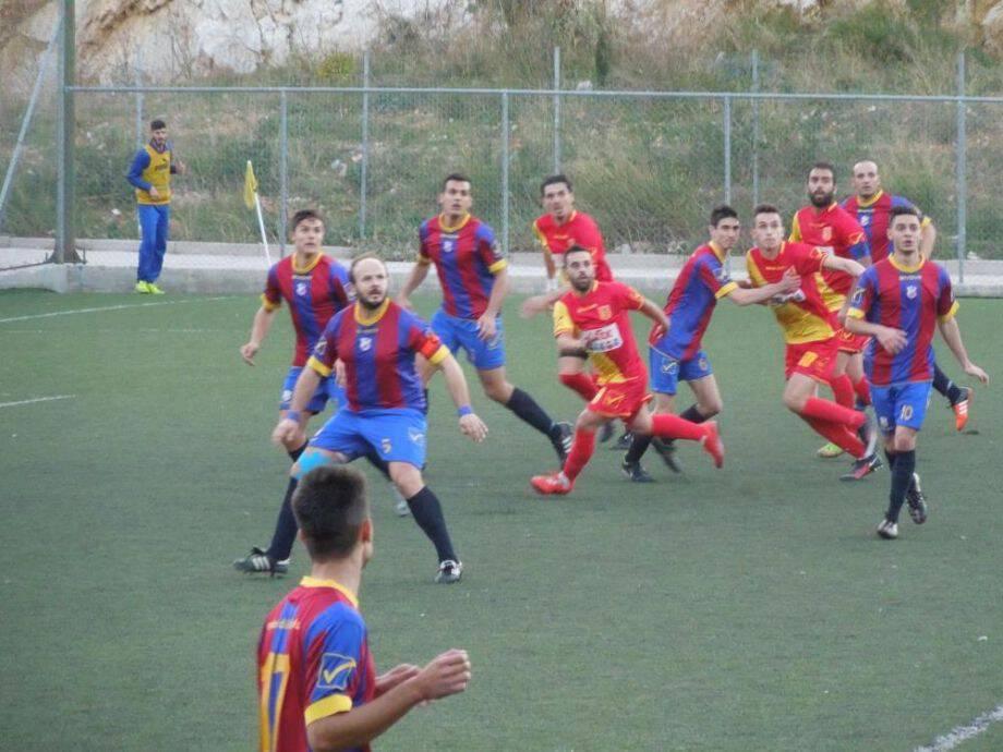 """Άγιος Δημήτριος-Βριλήσσια: Δεύτερη νίκη για """"Μπάρτσα"""""""